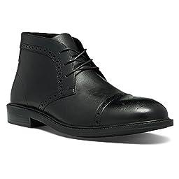 Dunham Men\'s Black Gavin 10.5 2E US