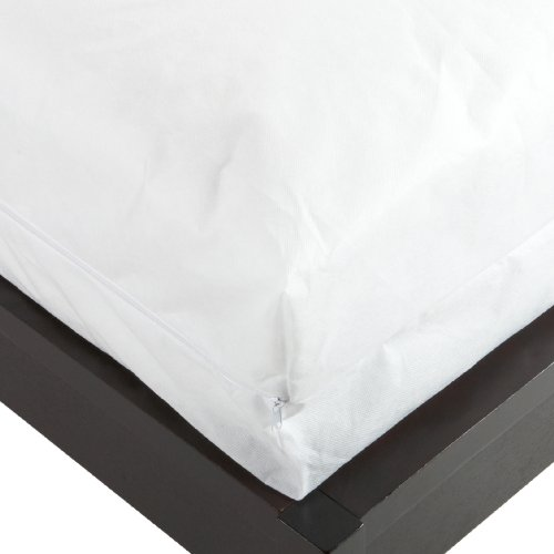 Econoshield SMS Prolypropylene Allergy Relief King 9-Inch Deep Mattress Protector