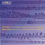 C.P.E. Bach: The Complete Keyboard Concertos Vol 13 by N/A (2005-01-25) 【並行輸入品】