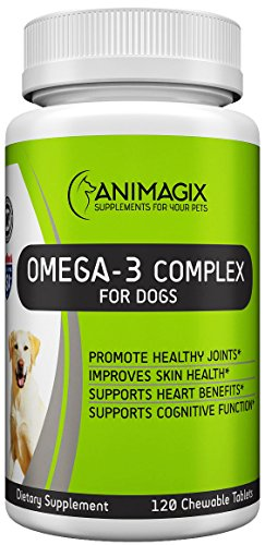 Animagix 100 natural fish oil 457mg with rich omega 3 18 for Fish oil rash