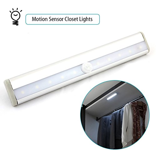 Under Cabinet Light Almatess Stick On Anywhere Portable