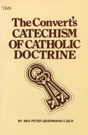 Convert's Catechism of Catholic Doctrine PDF Download Free