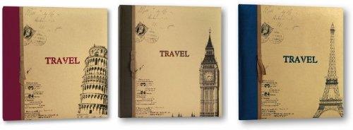 ZEP Einsteckalbum Travel 200 Fotos 13x19 cm sortiert