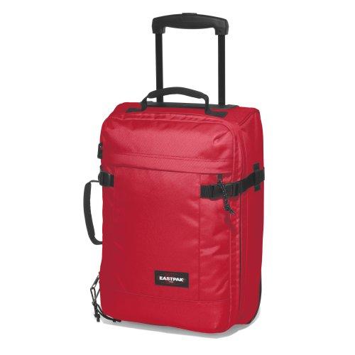 Eastpak Valigia Tranverz XS - 28.5 L, 48 x 32 x 20 cm Chuppachop rosso (Rosso) - EK40153B