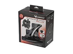 PS3 Charging Station Deluxe - Standard Edition