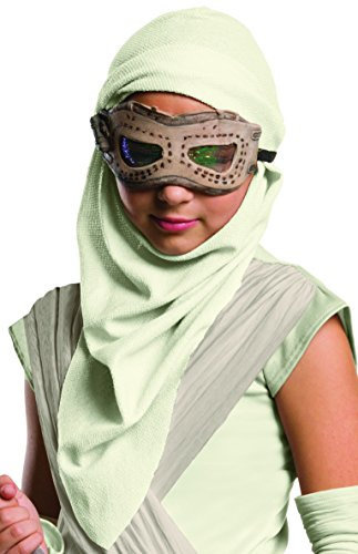 Star Wars: The Force Awakens Child's Rey Eye Mask With Hood