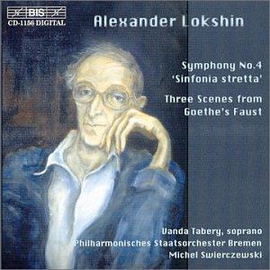Symphony 4: Sinfonia Stetta