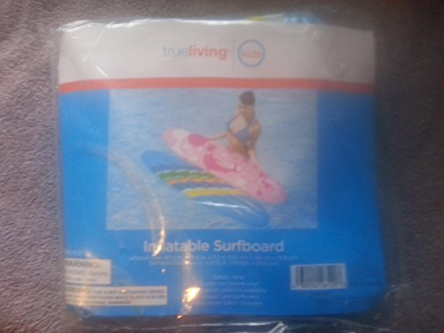 Inflatable Surfboard Blue