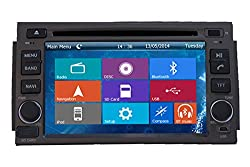 See Crusade Car DVD Player for Hyundai Azera 2005-2011 Support 3g,1080p,iphone 6s/5s,external Mic,usb/sd/gps/fm/am Radio 7 Inch Hd Touch Screen Stereo Navigation System+ Reverse Car Rear Camara + Free Map Details