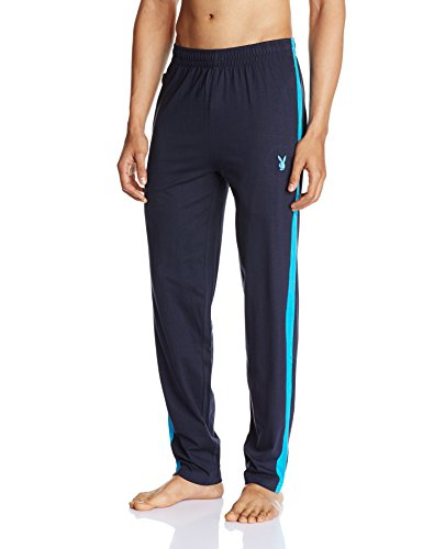 Playboy Playboy Men's Cotton Lounge Pant (Multicolor)