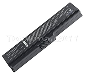 CBD New Replacement Battery for Toshiba Satellite C655-S5082 L655-S5072 L655-S5150 L655-S5115 U405D