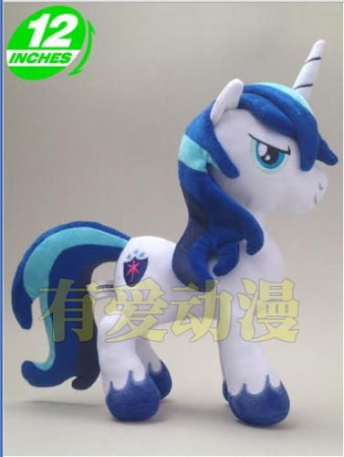 my little pony Shining Armor plush toy gift doll new 12