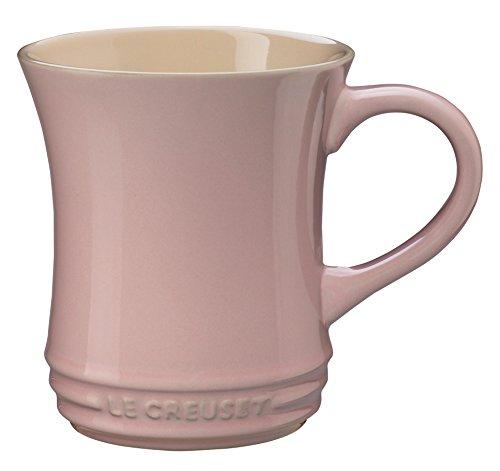 Le Creuset Stoneware Tea Mug, 14-Ounce, Hibiscus