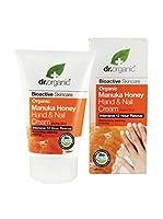 Dr Organic Tratamiento de Manos y Uñas Manuka Honey 125 ml