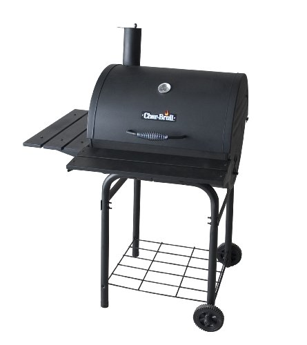 Char-broil American Gourmet 600 Series Charcoal Barrel