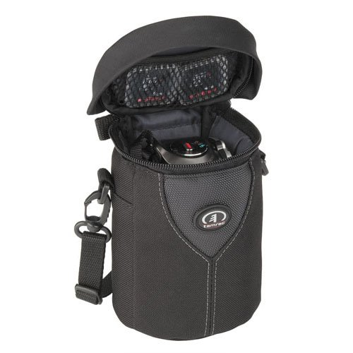 Tamrac 3392 Aero 92 Compact Camcorder/Camera Bag  (Black/Gray)
