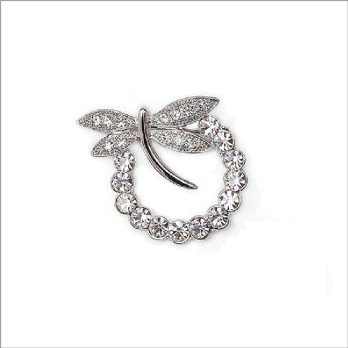 Fashion Trendy Dragonfly Brooch #008304