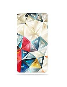 alDivo Premium Quality Printed Mobile Back Cover For Sony Xperia C4 / Sony Xperia C4 Printed Mobile Case (CX006-3D-D2-SXC4)