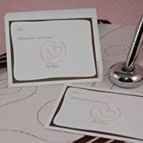 Advice Notecards for the New Bride