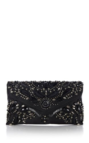 Baroque Jewel Clutch