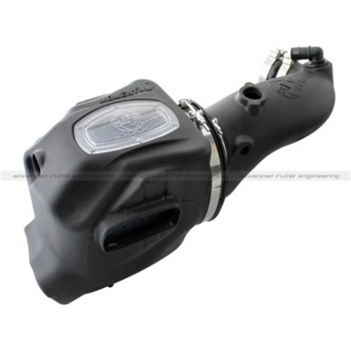 aFe Power Momentum HD 50-73004 Ford Diesel Truck 8-10 V8-6.4 (td) Performance Intake System (Oiled, 10-Layer Filter)