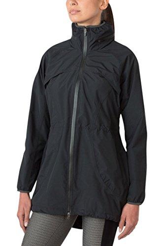 MPG Julianne Hough Women's H2O Rain Jacket S Black