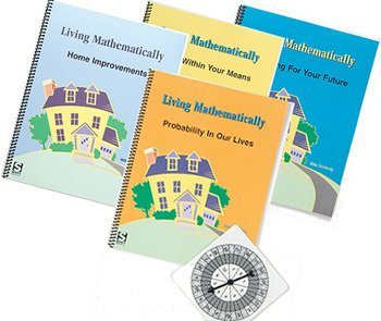 American Educational SR-1185 Living Mathematically - Home Improvement Activity Guide