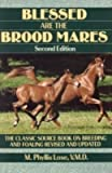 img - for Blessed are the Brood Mares by M. Phyllis Lose (1978-11-15) book / textbook / text book