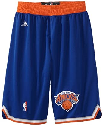 NBA New York Knicks Swingman Short by adidas