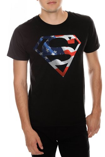 DC Comics Superman Flag T-Shirt