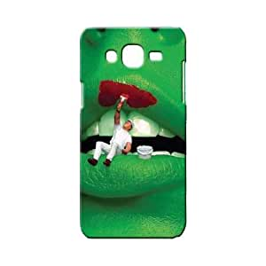 G-STAR Designer 3D Printed Back case cover for Samsung Galaxy E5 - G6647