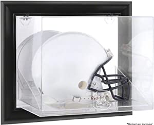 South Carolina Gamecocks Brown Framed Wall Mountable Helmet Display Case by Sports Memorabilia