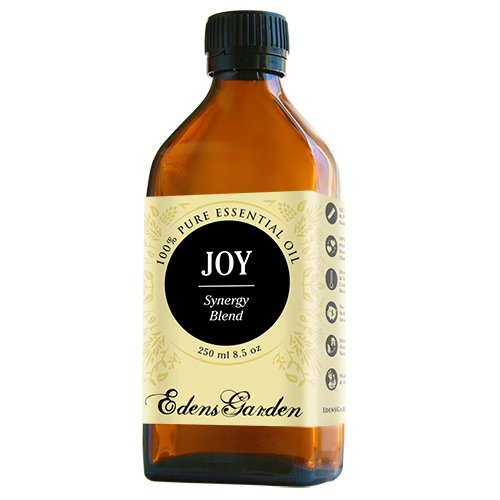 Joy Synergy Blend Essential Oil by Edens Garden (Comparable to DoTerra's Elevation & Young Living's Joy Blend)- 250 ml