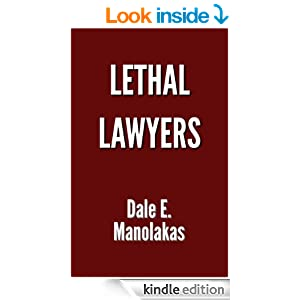 Lethal Lawyers Book cover