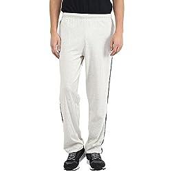 Ajile By Pantaloons Men's Track Pants (205000004740427_X-Large_Grey)