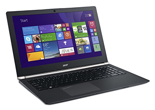 "Acer Aspire V Nitro ""Black Edition"" VN7-591G-779G PC portable Gamer 15,6″ Noir (Intel Core i7, 16 Go de RAM, Disque dur 1 To + 256 Go de SSD, Carte NVIDIA GeForce GTX 860M, Windows 8.1)"