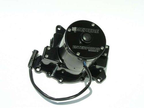 Meziere Enterprises Wp125Shd Electric Water Pump Buick/Rover/Jeep - Black