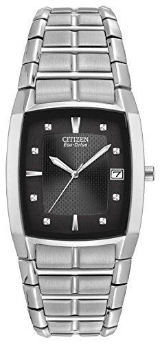 Citizen Men's Eco-Drive Stainless Steel Watch #BM6550-58E