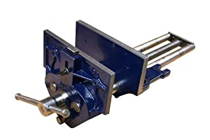 Anant 9 Inch Quick Release Bench Vise And Dog