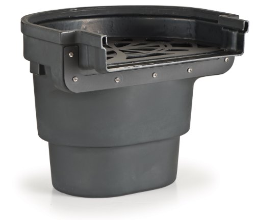Atlantic water gardens pond filter waterfall spillway for Pond filter accessories