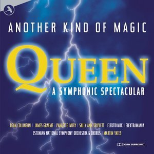 Supertramp - Another Kind of Magic (Queen: A Symphonic Spectacular) - Zortam Music