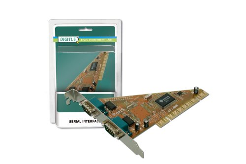 Digitus 2 Port Serial I/O PCI Add-On Card
