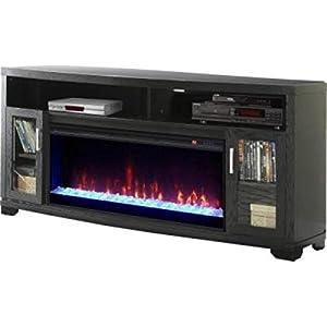 Muskoka Mtvs4242se Electric Fireplace Media Console With