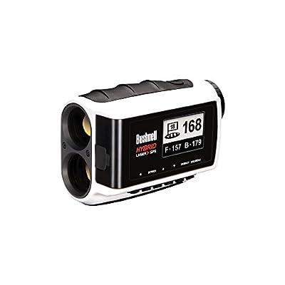 Bushnell White Hybrid GPS/Laser Rangefinder from Bushnell