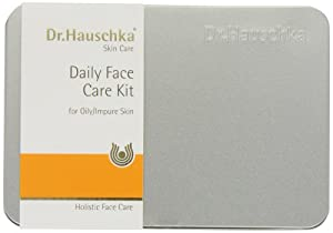 Dr. Hauschka Daily Face Care Kit, Oily/Impure Skin, 1.7-Ounce Box