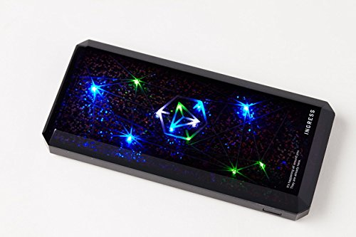 {イングレス公式} cheero Ingress Power Cube 12...