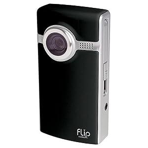 Flip F260B-UK Video Ultra Series Digital Camcorder - Black (60 mins)