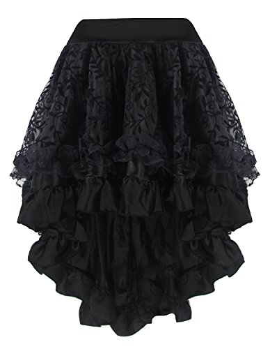 Gothic Steampunk Skirt