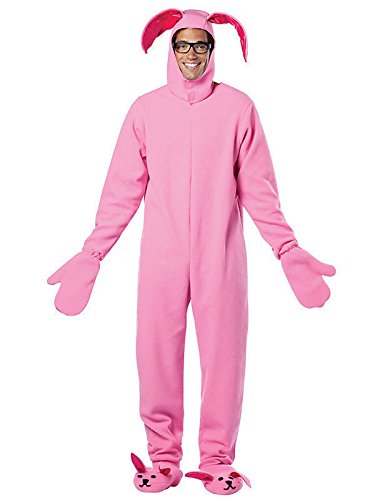 Bunny Suit Christmas Adult Costume