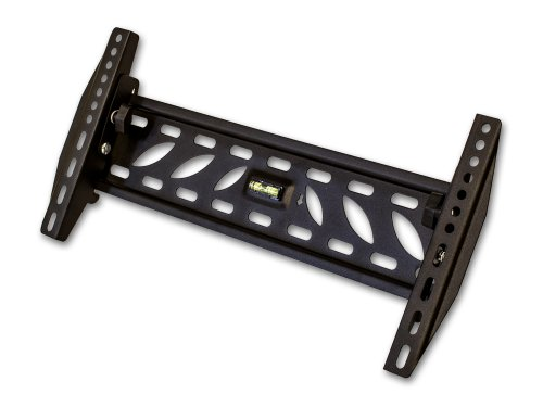 Navepoint Low Profile Wall Mount Bracket With Tilt For Led Lcd Plasma Flat Screen Tv From 26-42 Inches Black